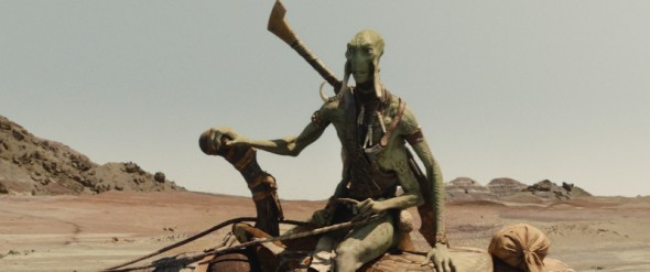 John Carter Sola creature